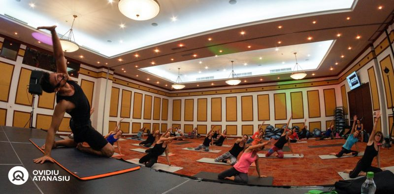pilates for spine @ fitness planet convention